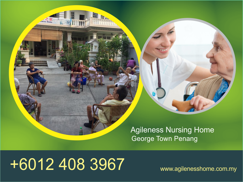 Common Illness for Elderly – Nursing Home Penang