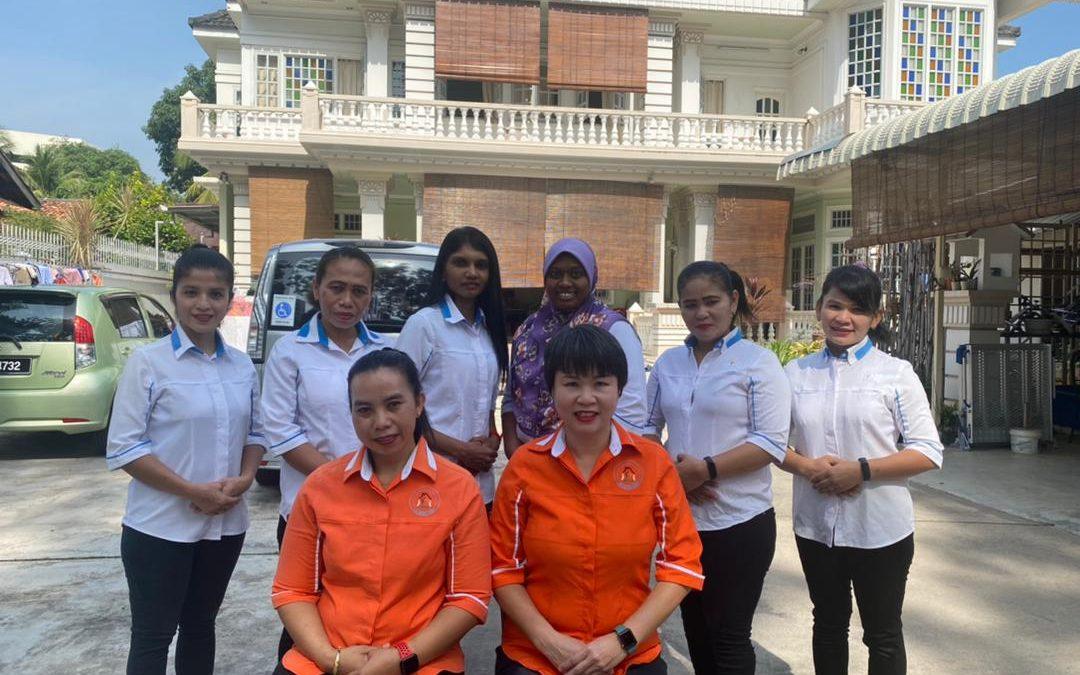 Our Crew of Qualified Nursing Care